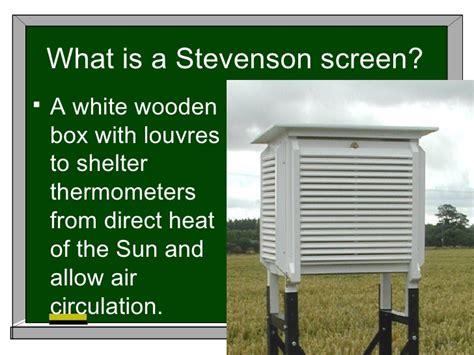 stevenson screen labeled diagram sec 1 stevenson screen
