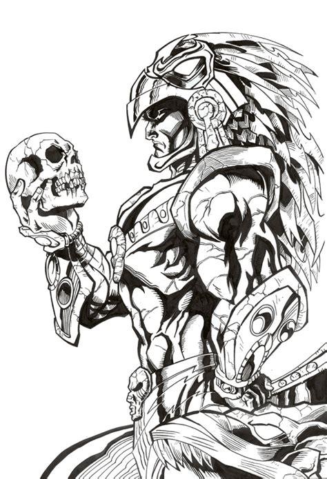 imagenes calaveras aztecas dibujos aztecas para tatuajes cerca amb google tatuaje