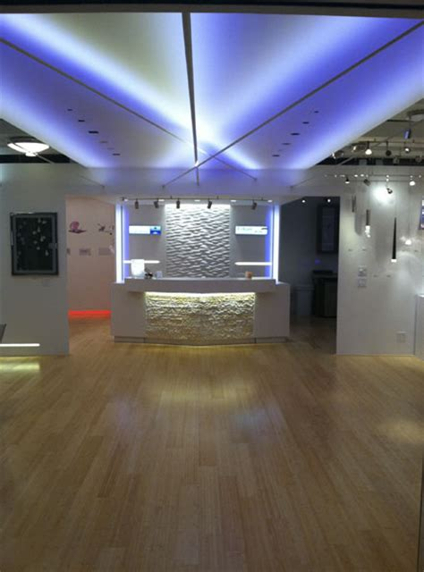 indirect lighting ceiling led light design led indirect lighting with air difussers