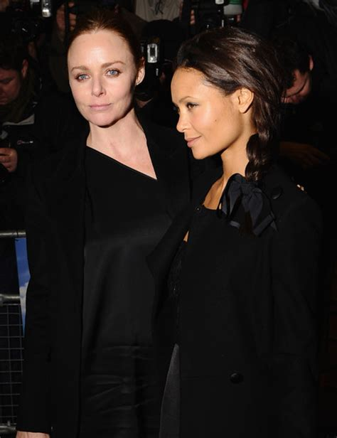 Thandie Newton And Famke Janssen In Stella Mccartney by Thandie Newton And Stella Mccartney Photos Photos Food