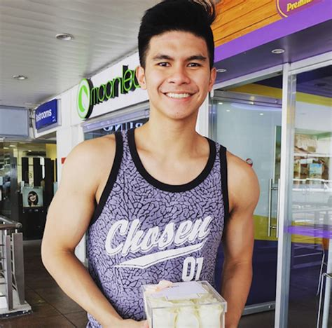 pictures of allysa valdez and his boyfriend kiefer ravena kiefer ravena posts cheesy greeting for birthday girl