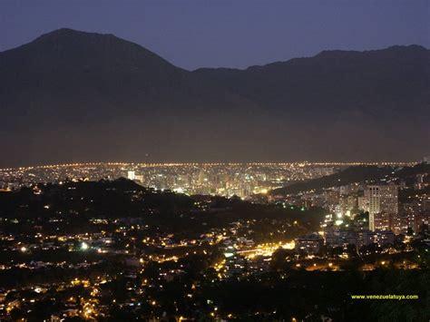 imagenes de venezuela wallpaper caracas de noche venezuela tuya