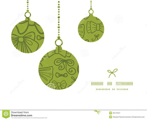 Card Ornaments Template by Vector Colorful Bows Ornaments Stock
