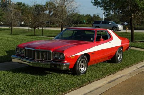 1976 ford gran torino starsky and hutch for sale 1974 ford torino quot starsky hutch gran torino quot tribute car