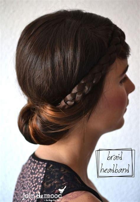braid headband hairstyles tutorial top 20 braided hairstyles tutorials pretty designs