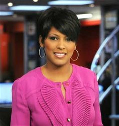 black female weather reporters with short hair black female news anchor with short hair cut