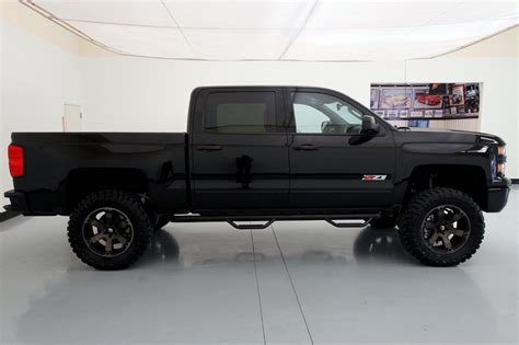 chevrolet silverado midnight edition car