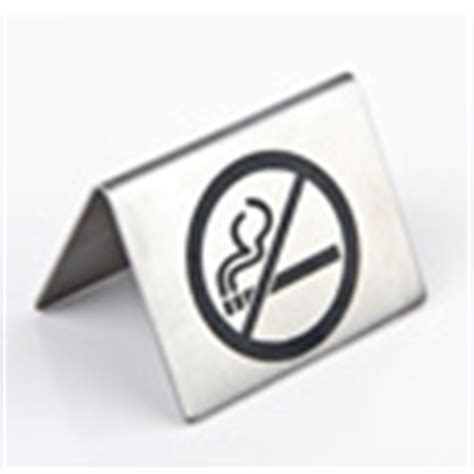 no smoking sign for table instructional signs for doors offices and buildings