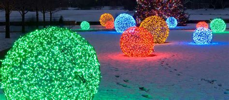 outdoor christmas ball lights christmas decore