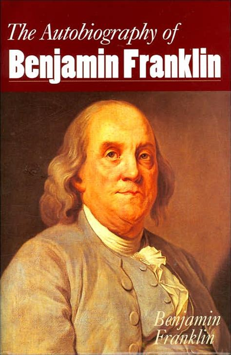 hardcore literature autobiography by benjamin franklin the changing face of self improvement era defining self