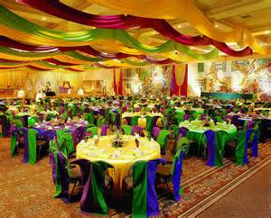 How To Decorate For A Masquerade Themed by Mardi Gras Wedding Table Decorations Mardi Gras
