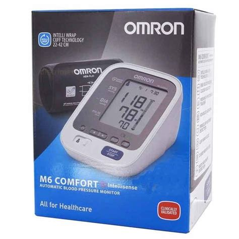 omron blood pressure monitor m6 comfort omron m6 comfort digital blood pressure monitor hem 7221