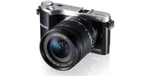 Kamera Samsung Nx210 samsung nx210 lyd bilde