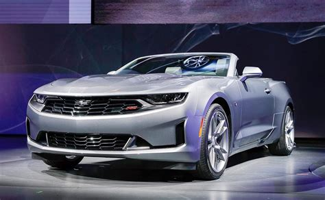 2019 Chevrolet Lineup by 2019 Chevrolet Camaro Lineup