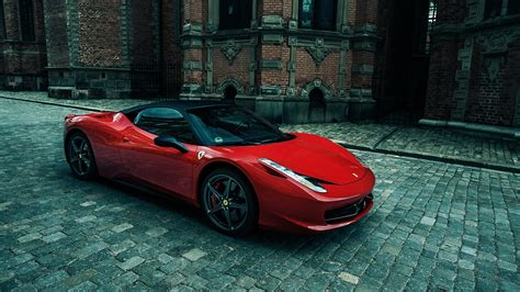 ferrari 458 wallpaper sporty ferrari 458 italia wallpaper hd car wallpapers