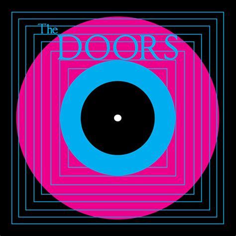 The Doors Album Cover by The Doors Album Cover On Behance
