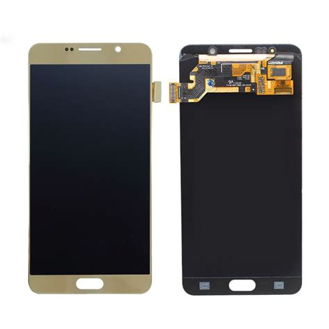Lcd Samsung Note 5 Original lcd display touchscreen digitizer for samsung galaxy note