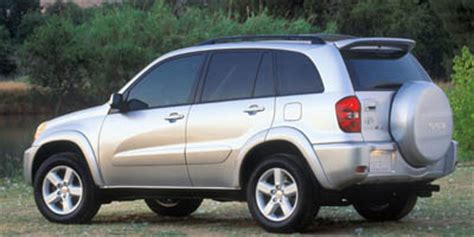 toyota rav page  review  car connection
