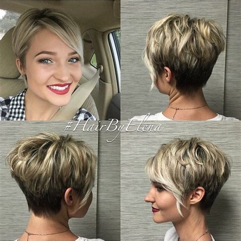 20 gorgeous hairstyles for stay 40 wavy curly pixie haircuts 2018 pixie