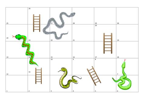 make your own snakes and ladders template snakes and ladders template 2 by lmd030190 teaching