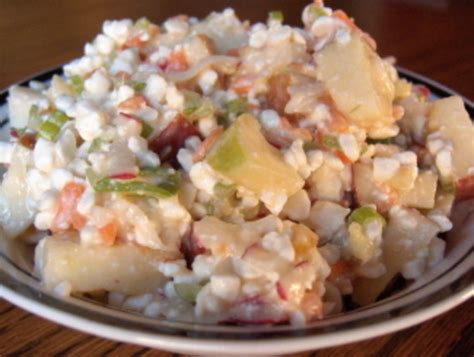 cottage cheese salad recipe food com