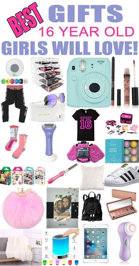 Best Gifts 16 Year Old Girls Will Love   Gift Guides