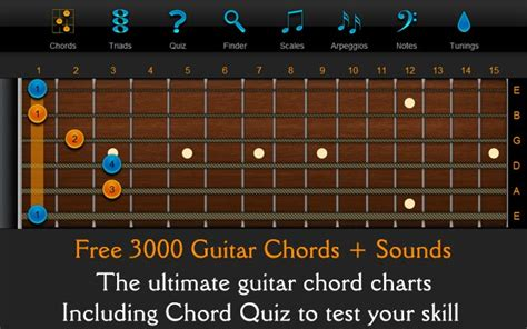 Chord Lookup Information About Chordfinder Chord Finder Free Guitar Chords Guitar Scales