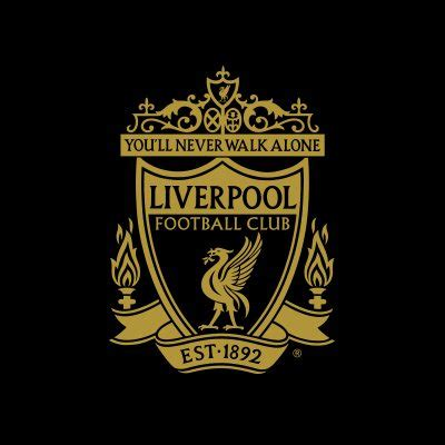 Logo Gold Black liverpool fc ilac centre