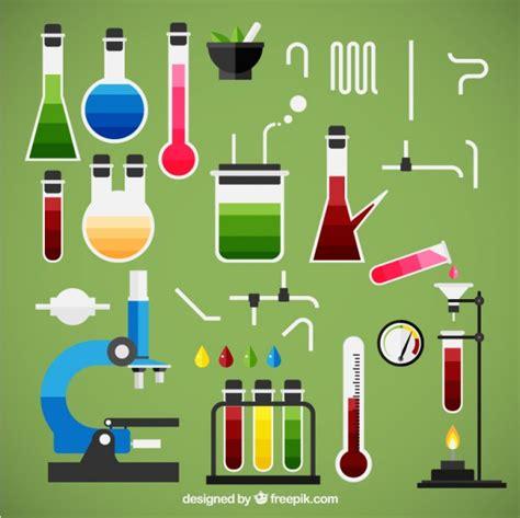 imagenes animadas quimica objetos qu 237 mica en dise 241 o plano descargar vectores gratis
