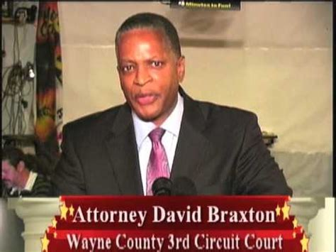 Wayne County Circuit Court Search Attorney David Braxton Wayne County 3rd Circuit Court
