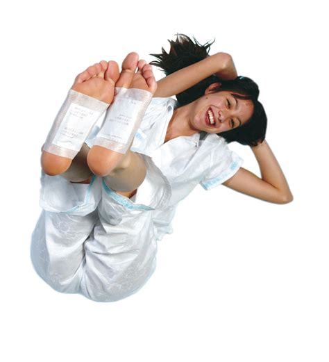 Asian Foot Detox by Japanese Detox Foot Pads Do Detox Foot Patches Work
