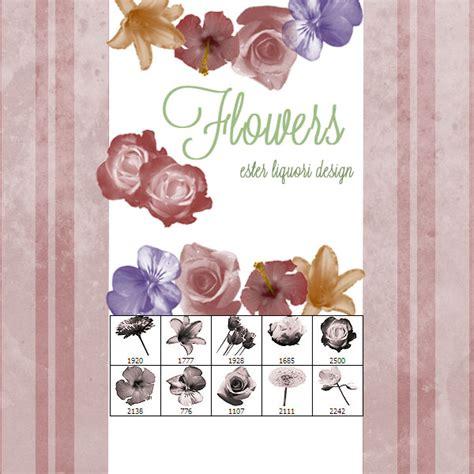 Ester Set Premium Quality By Mauri premium brush set flowers psdfan