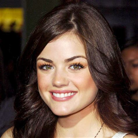lucy film transformation lucy hale s changing looks instyle com