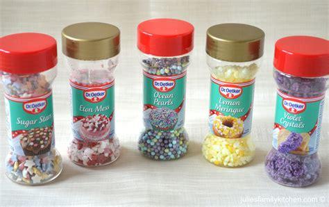 kitchen accessories cupcake design vanilla cupcakes plus dr oetker cake decorations review