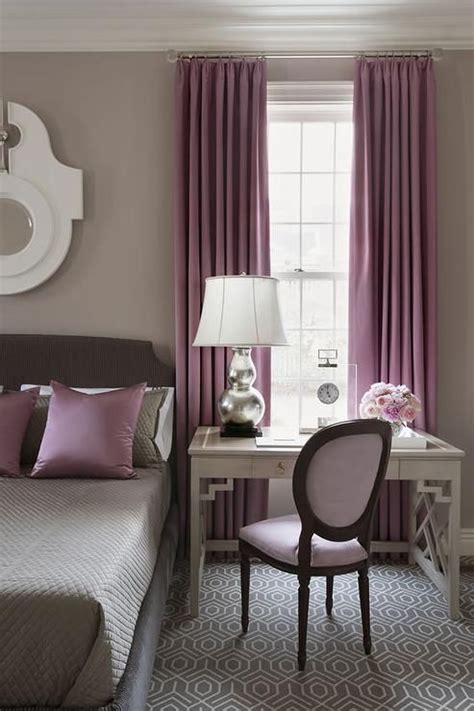 25 best ideas about purple curtains on purple