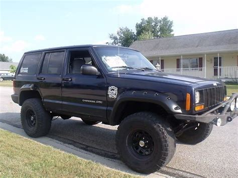 1997 Jeep Country Specs Purchase New 1997 Jeep Country Sport Utility 4