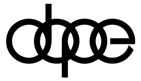 Auto Aufkleber Jdm by Jdm Aufkleber Dope Audi Wraparts