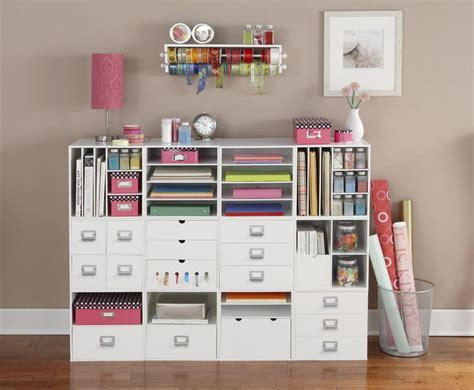 Papercraft Storage - craft room ideas craft storage ideas