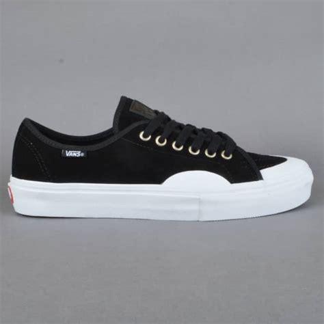 black and white skate shoes vans av classic rubber skate shoes black white skate
