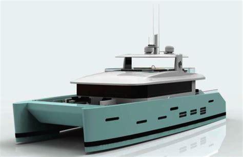 cargo catamaran design ivan erdevicki designed kingcat 80 catamaran yacht