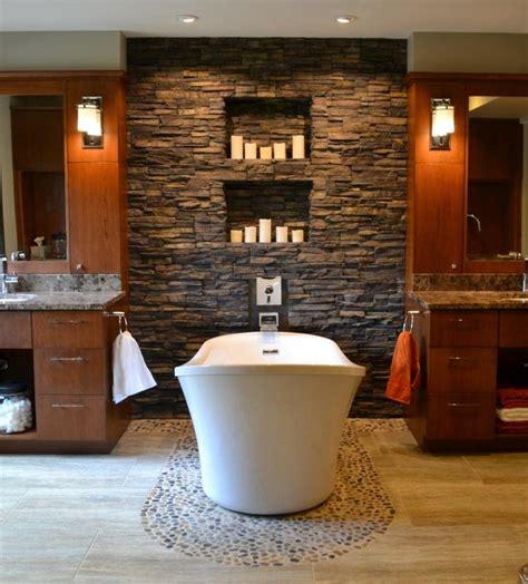salle de bain pierre une elegance naturelle  authentique