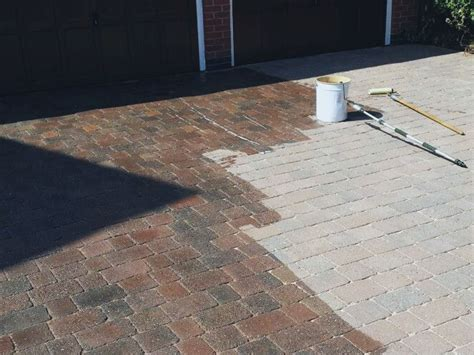 Paver Patio Sealer Paver Patio Sealer Driveway Patio Paving Sealer Jcsandershomes