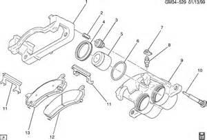 Jc4 Brake System Chevrolet Silverado Brake Caliper