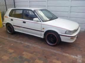 Used Toyota Parts Used Toyota Conquest Parts South Africa