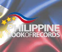 Philippine Records Philippine Book Of Records