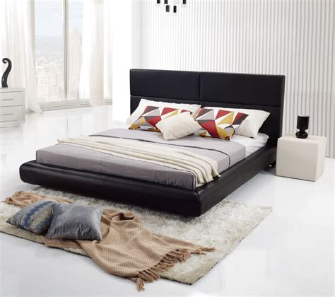 Hotel Bed Frames Modern Hotel Bed Frame In Leather Cushion Headboard Style Bedroom Furniture Design Buy