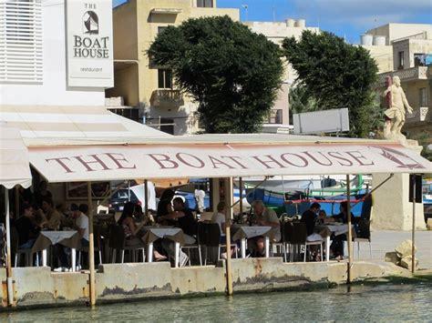 boat house gozo the boat house restaurant in malta my guide malta