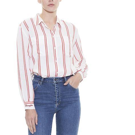 Stripe Shirt classic stripe shirt stripe wrangler australia