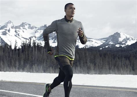 stay protected from the elements in nike s winter running