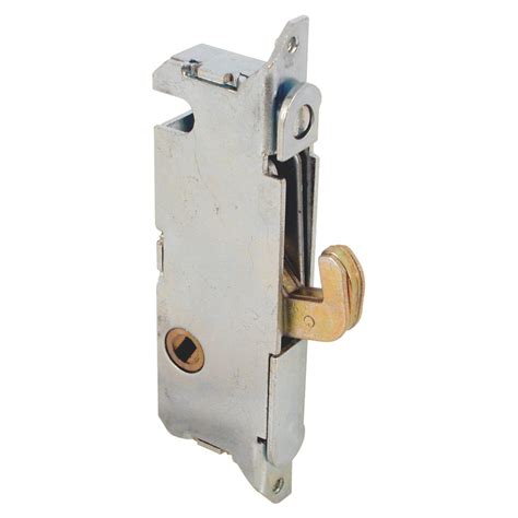 Locks For Sliding Patio Doors Shop Prime Line Sliding Glass Door Mortise Lock At Lowes